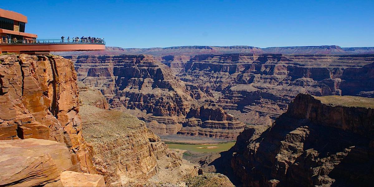 Gran Cañón: Reglas para Excursiones