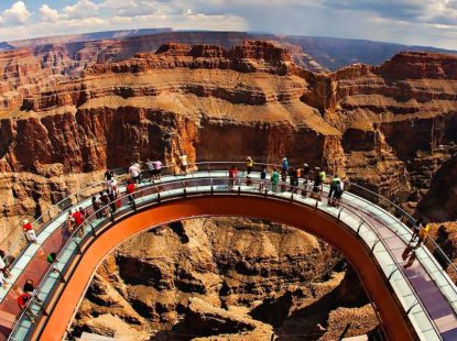 Tour al Gran Cañón con Acceso al Skywalk