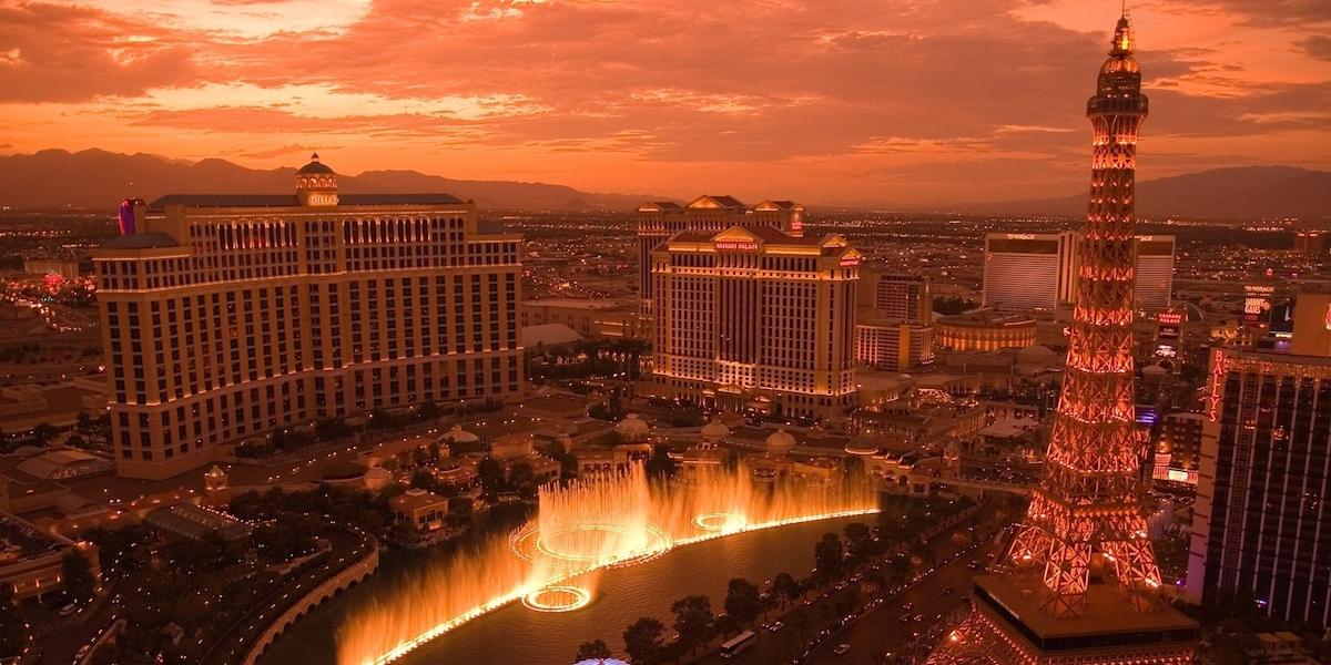 Visita el Gran Cañón desde Las Vegas