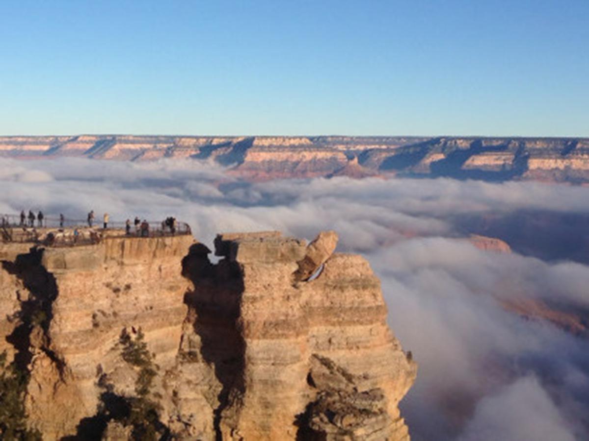 Lugares que visitar del Gran Cañón