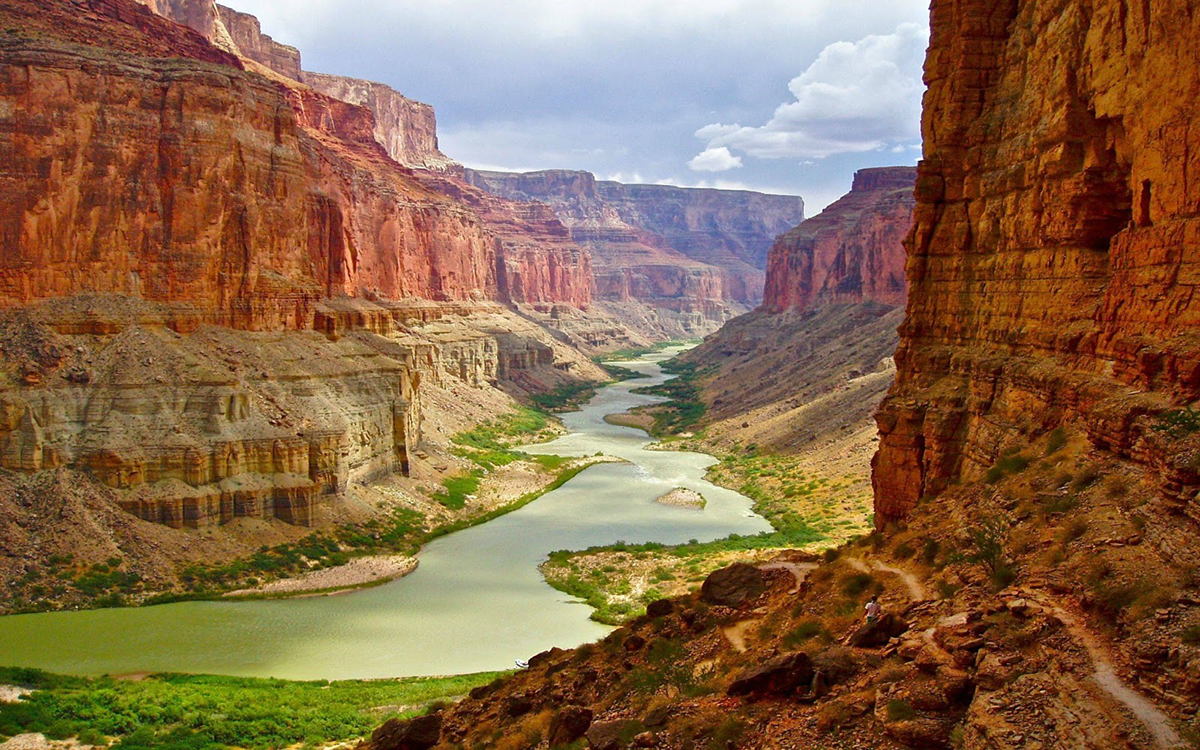Campamentos en el Gran Cañón