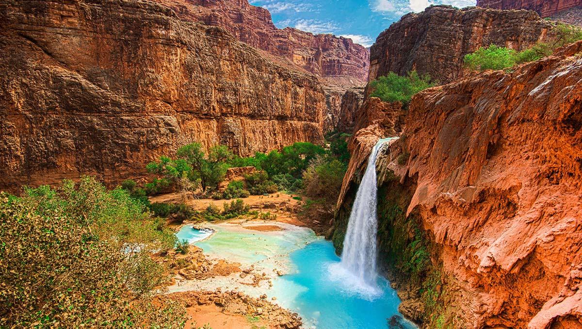 El Agua, un Misterio en el Gran Cañón