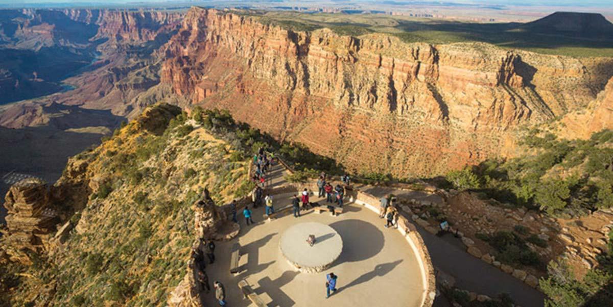 Lugares que Visitar en tu Tour al Gran Cañón