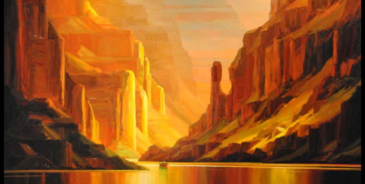 Exposiciones de Arte en el Gran Cañón
