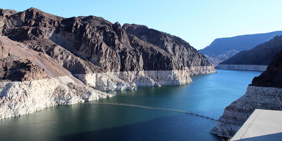 Las Presas del Río Colorado