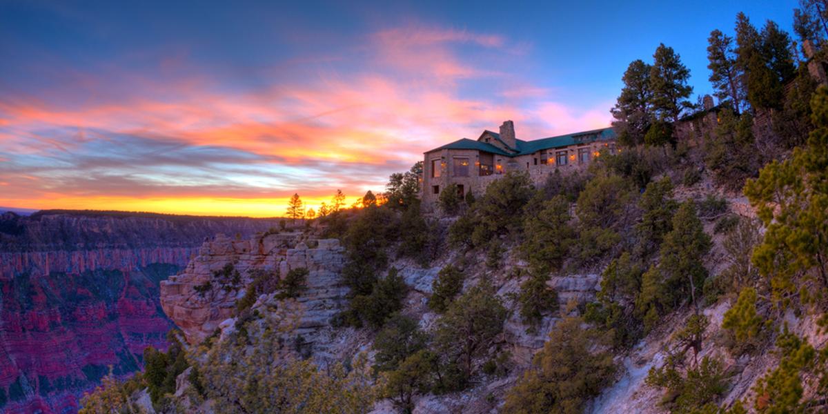 Hoteles Cerca del Gran Cañón